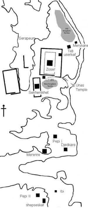 memphis egypt location