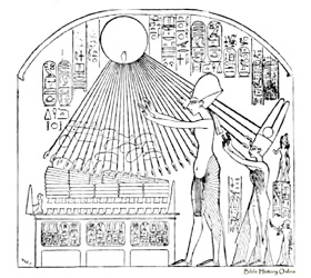 hymn to aten Hymn to aten psalm 104 sole god beside whom there is none yhwh my god you are very great how many are your deeds you made the earth as you wished, you alone, all peoples, herds, and flocks yhwh, how manifold are your works in wisdom you have.